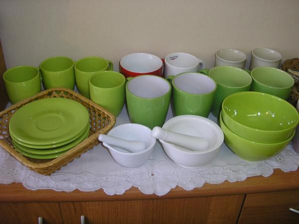 zelená zbierka