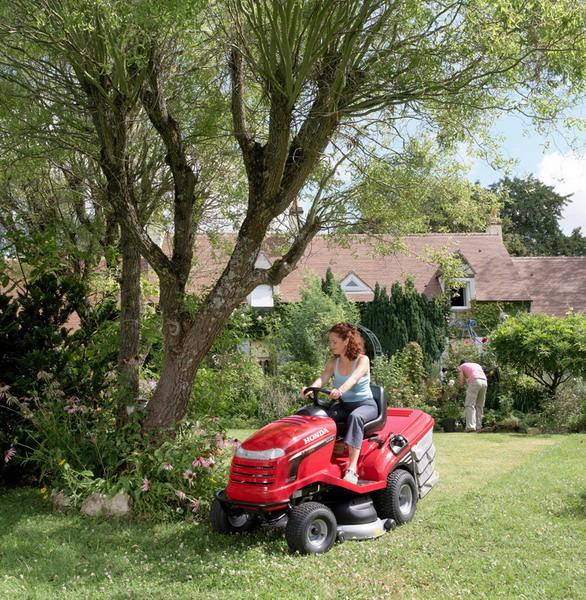 Vyberte si pravý stroj pro vaši zahradu