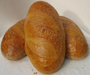 chléb z obchodu
