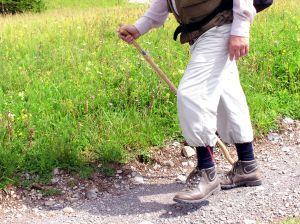 walking tracking