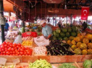obchod so zeleninou