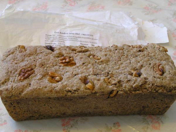 chlebík orechový