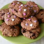 Dobré a zdravé americké cookies