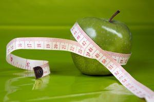 jablko a chudnutie