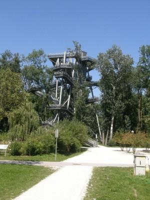 Tulln-vyhlídková věž