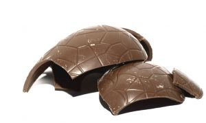 čokoládové figúrky