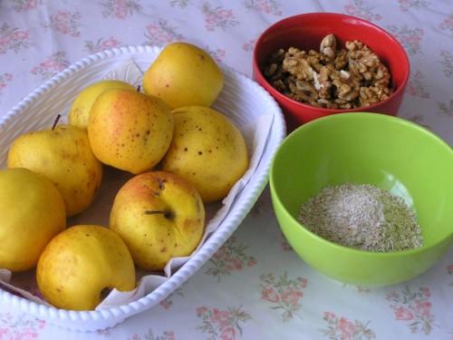 jabĺčka na pečenie