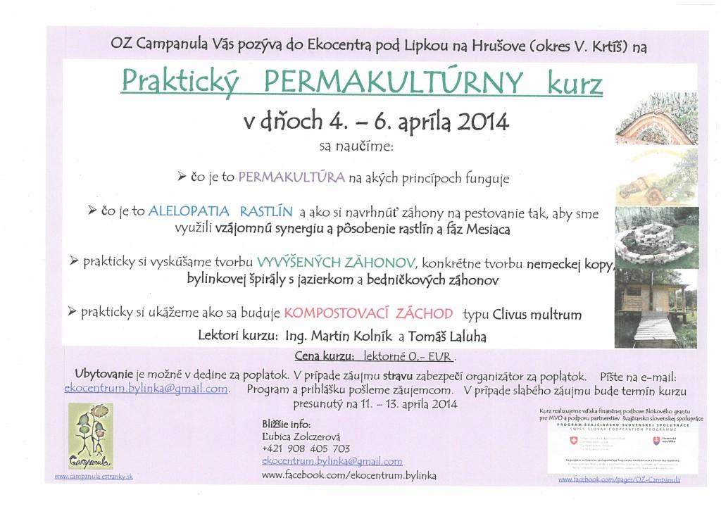 permakultúra Hrušov