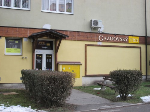 Gazdovský trh