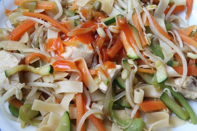 vegetable-noodles
