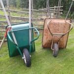 Rozdeliť prácu v záhrade na kratšie úseky sa oplatí