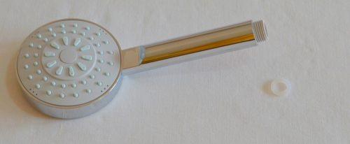 Usporna sprchova hlavica Basic-4-7 l/min