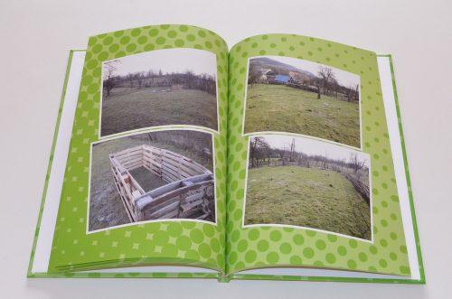 fotokniha zahrady