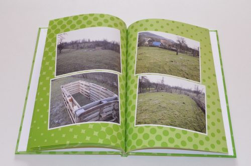 fotokniha záhrady