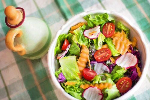 miska zeleniny