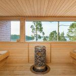 Túžite po vlastnej saune? Vystavať si ju môžete aj svojpomocne statranským profilom adrevenou podlahou