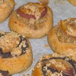 Vylepšené hanácke koláčiky z celozrnnej múky