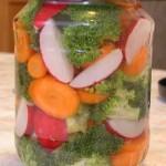 Kvasená zelenina – pickles