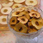 Sušenie ovocia u nás doma