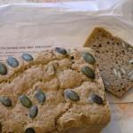 Kváskový chlieb bez práce