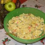 Štedrovečerný zemiakový šalát