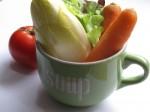 zelenina do polievky
