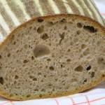 Domáce pečenie kváskového chleba