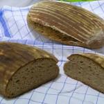 Prečo sa kváskový chlieb nezje celý naraz?