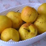 Pečené jabĺčka ako horúci zimný dezert
